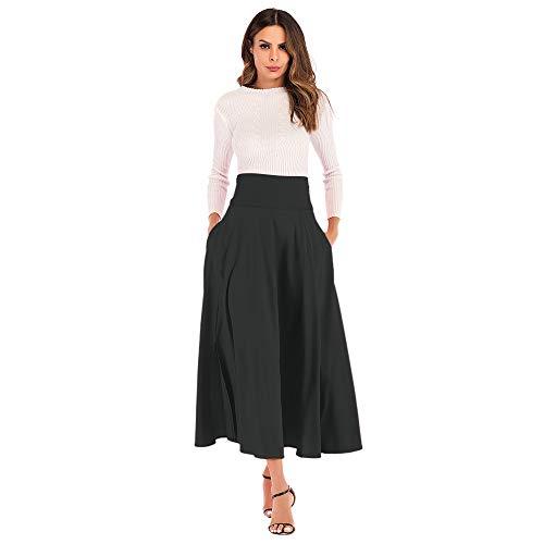 Maxi-Röcke in Grau für Frauen. Damenmode in Grau bei fashn.de