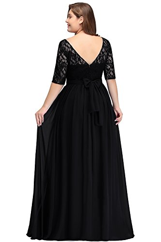 top 10 maxikleid große größen - abendkleider für damen